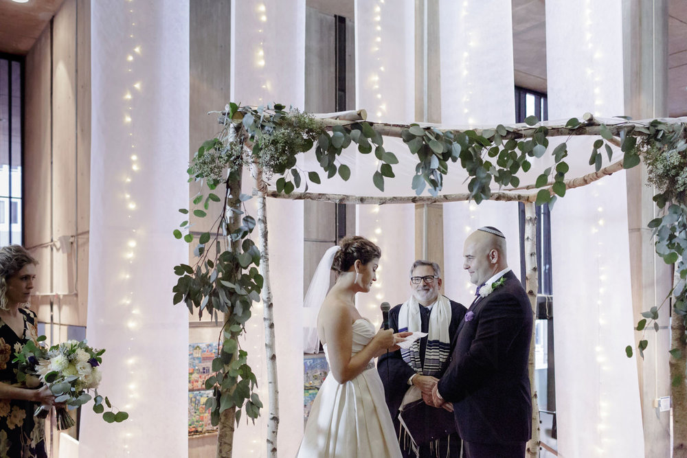 jewish wedding ceremony boston photographer
