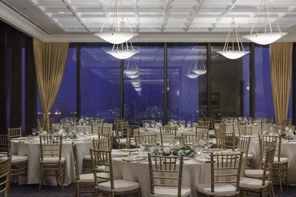 bc club wedding reception