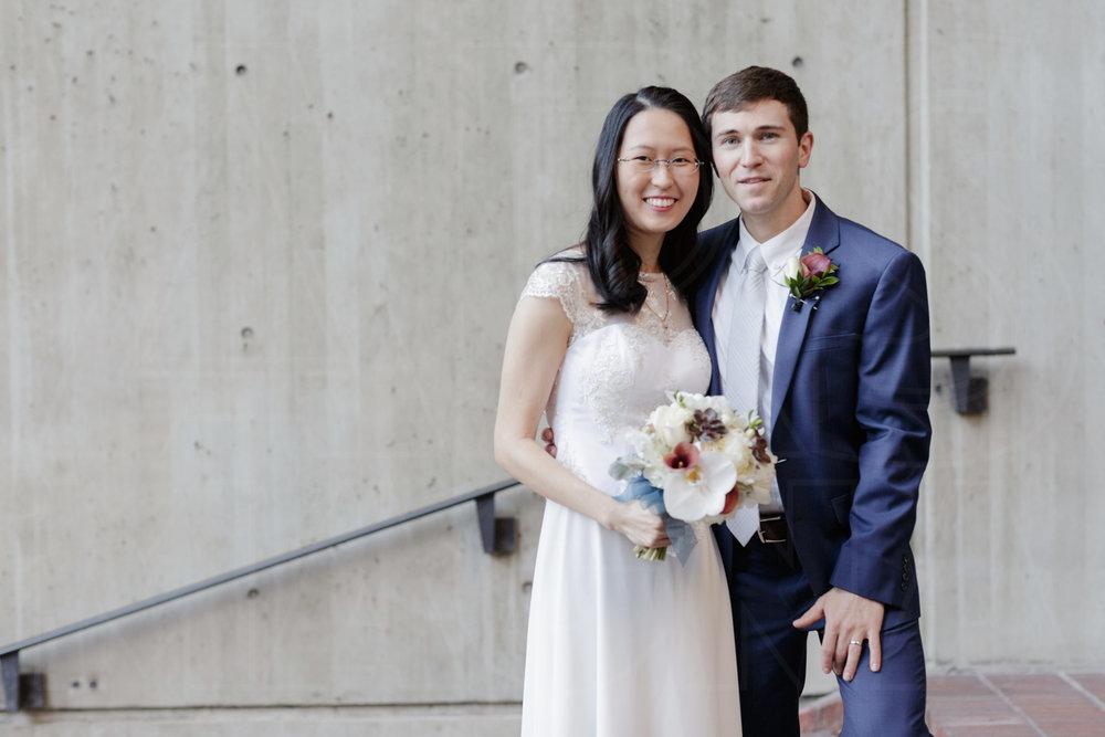 government center boston city hall wedding