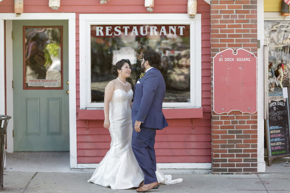 rockport mass wedding photographs