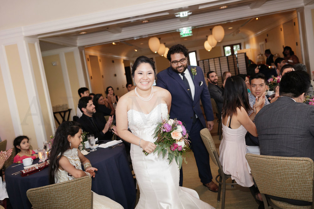 shalin liu wedding reception photography