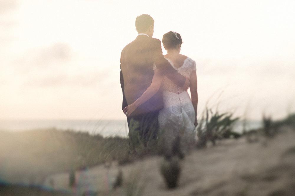 cape cod wedding photography sunset