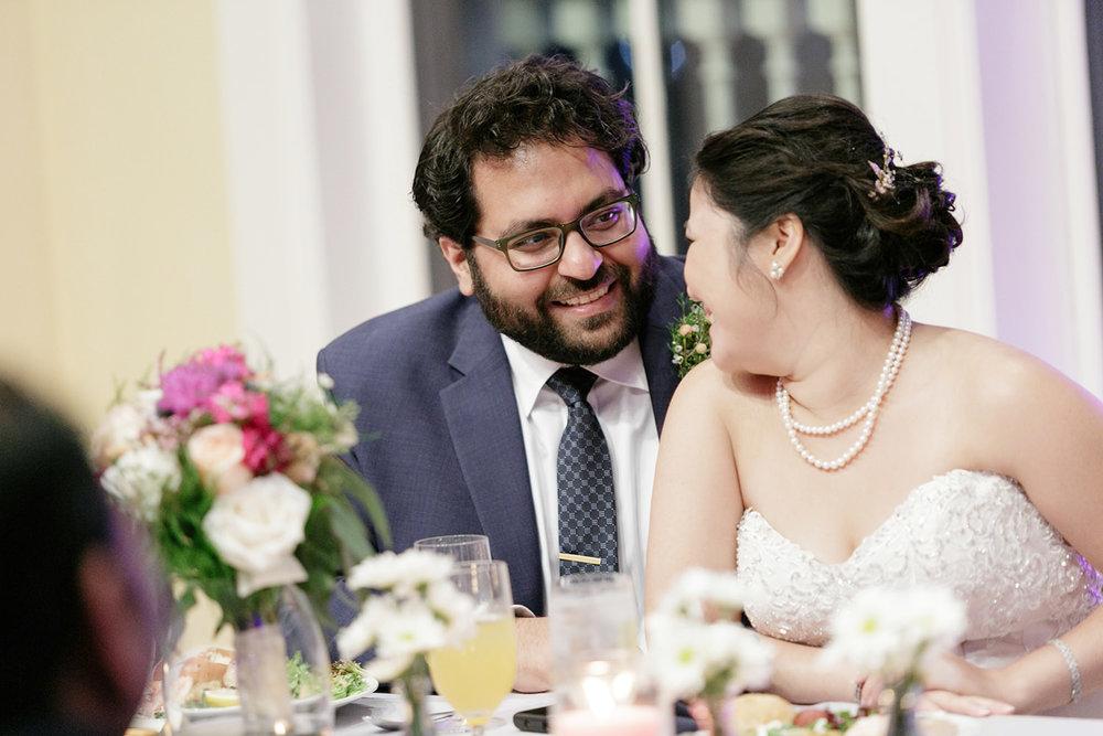 wedding toasts shalin liu performance center photography