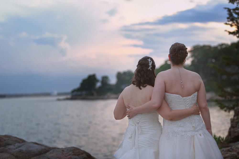 misselwood wedding photography sunset