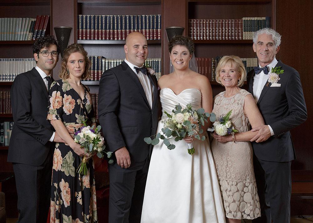 hilton boston broad street wedding photographer