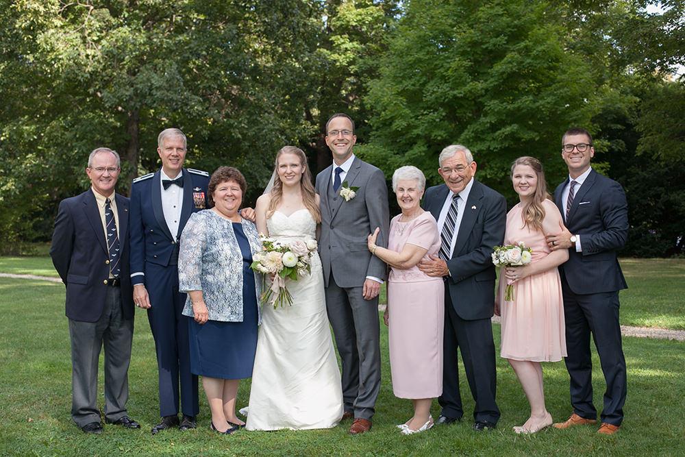 lyman estate wedding photos