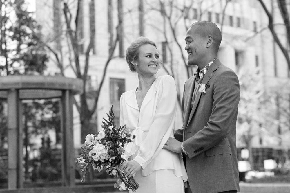 post office square boston wedding photographer