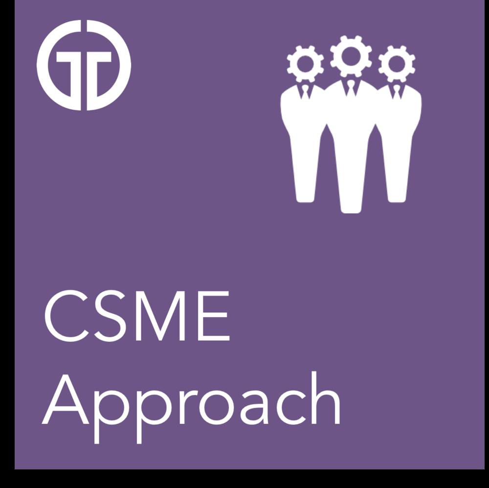 CSME Approach