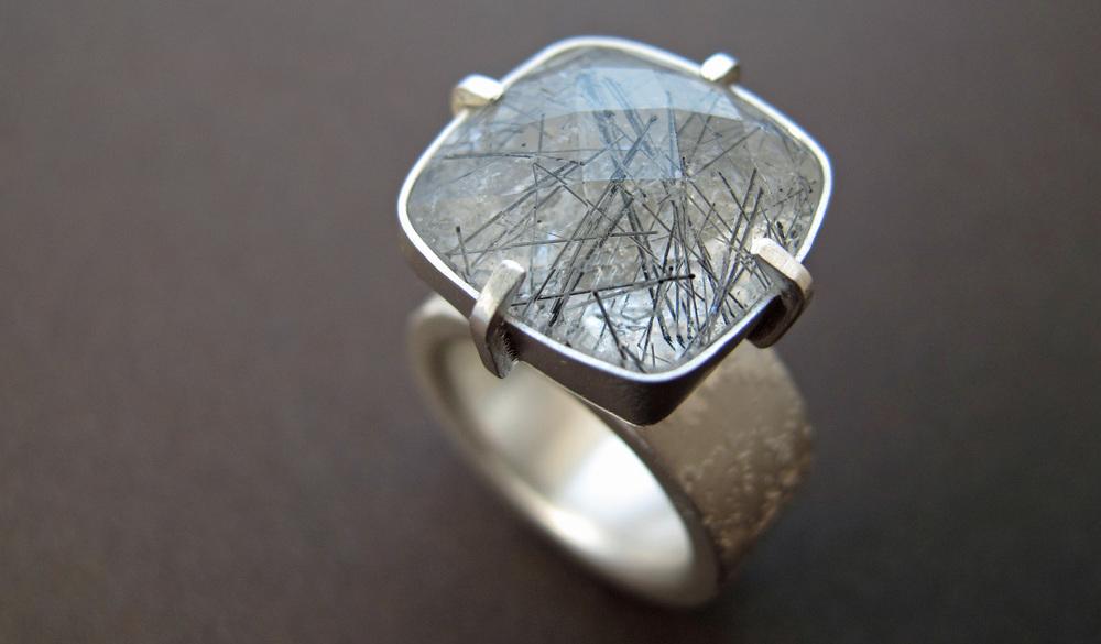 Textural Rings