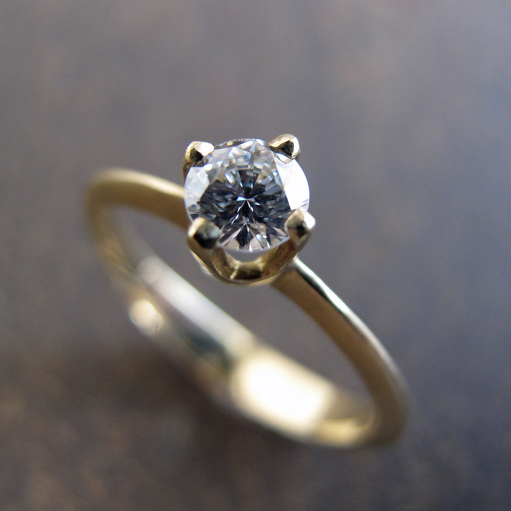 certified full black diamond ring cut white engagement platinum round carat with is hand brilliant size rings leo second wedding gold much of how