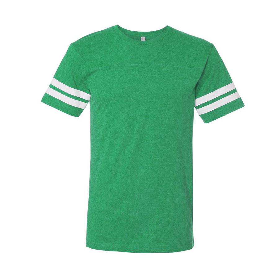 Vintage Green/White