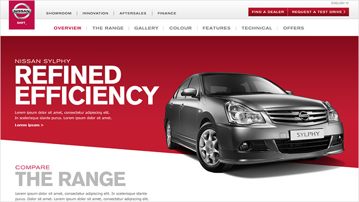 Nissan > -