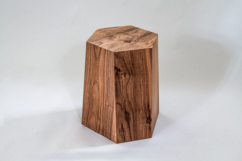 BLACKWOOD STOOL