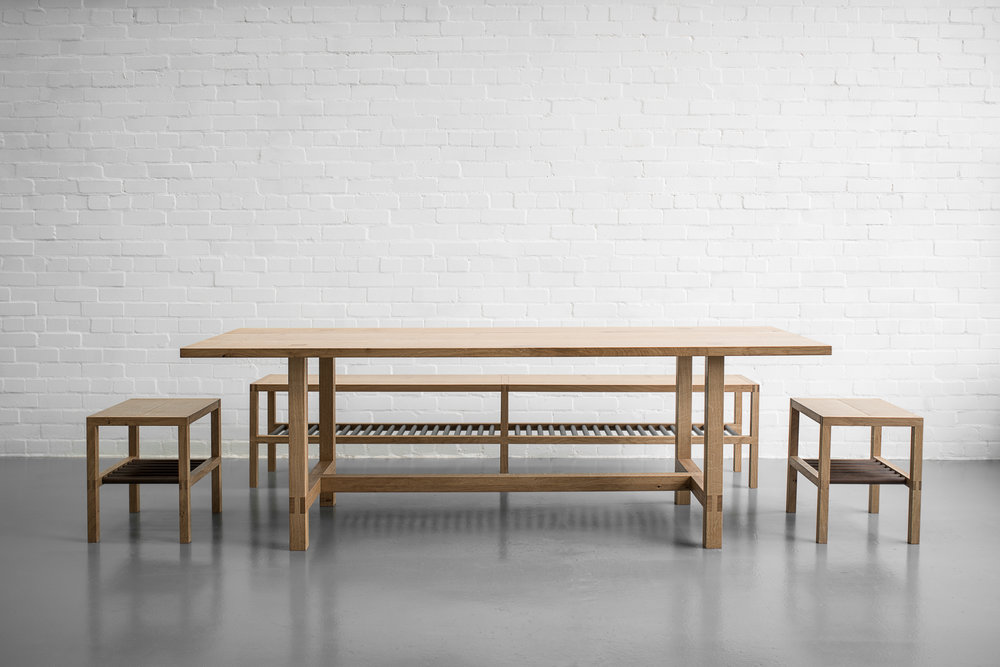 Colin Parker, table set, image 1 ⓒZAC and ZAC.jpg
