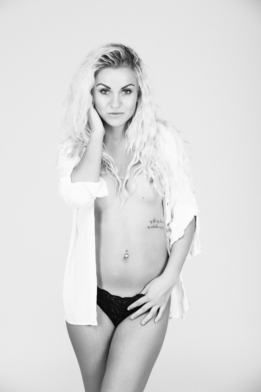 Model:Natascha Hansen/ foto: mlj-foto