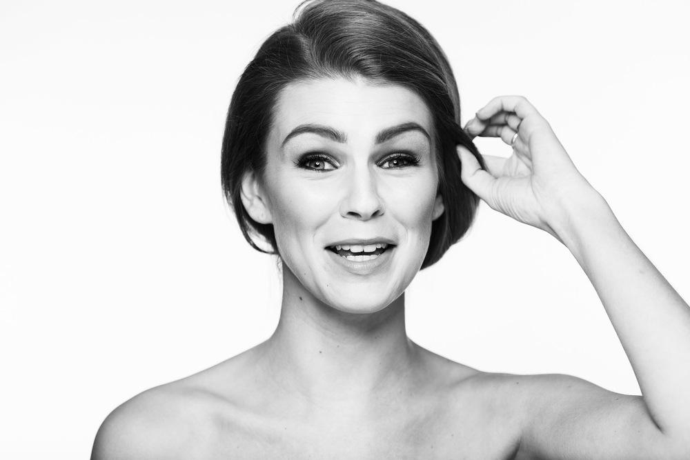 Model:    Nathalie Birkedal Nielsen  , Makeup:  Suror Al-saraf  , Photo:   Mlj-Foto.com