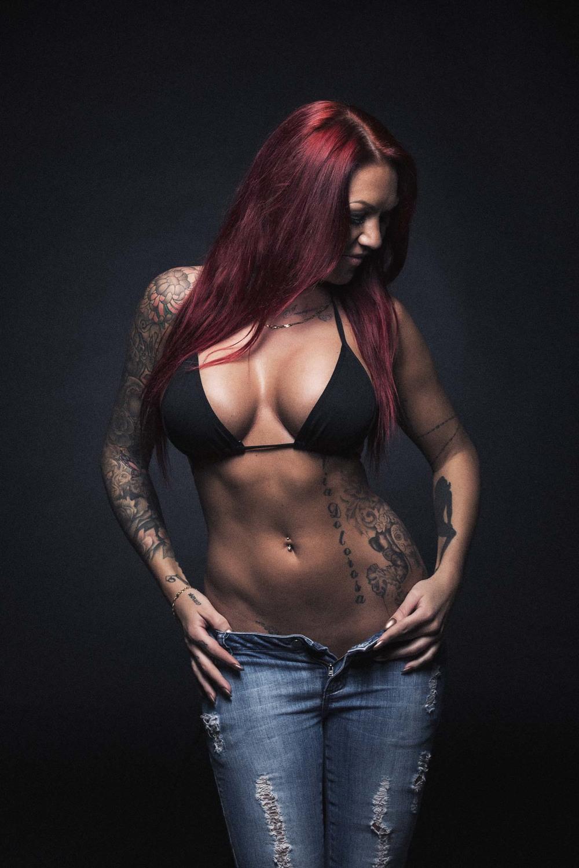 Model: Charlotte Schou