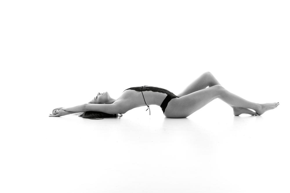 Model Emily. Fuji XT1- 56mm
