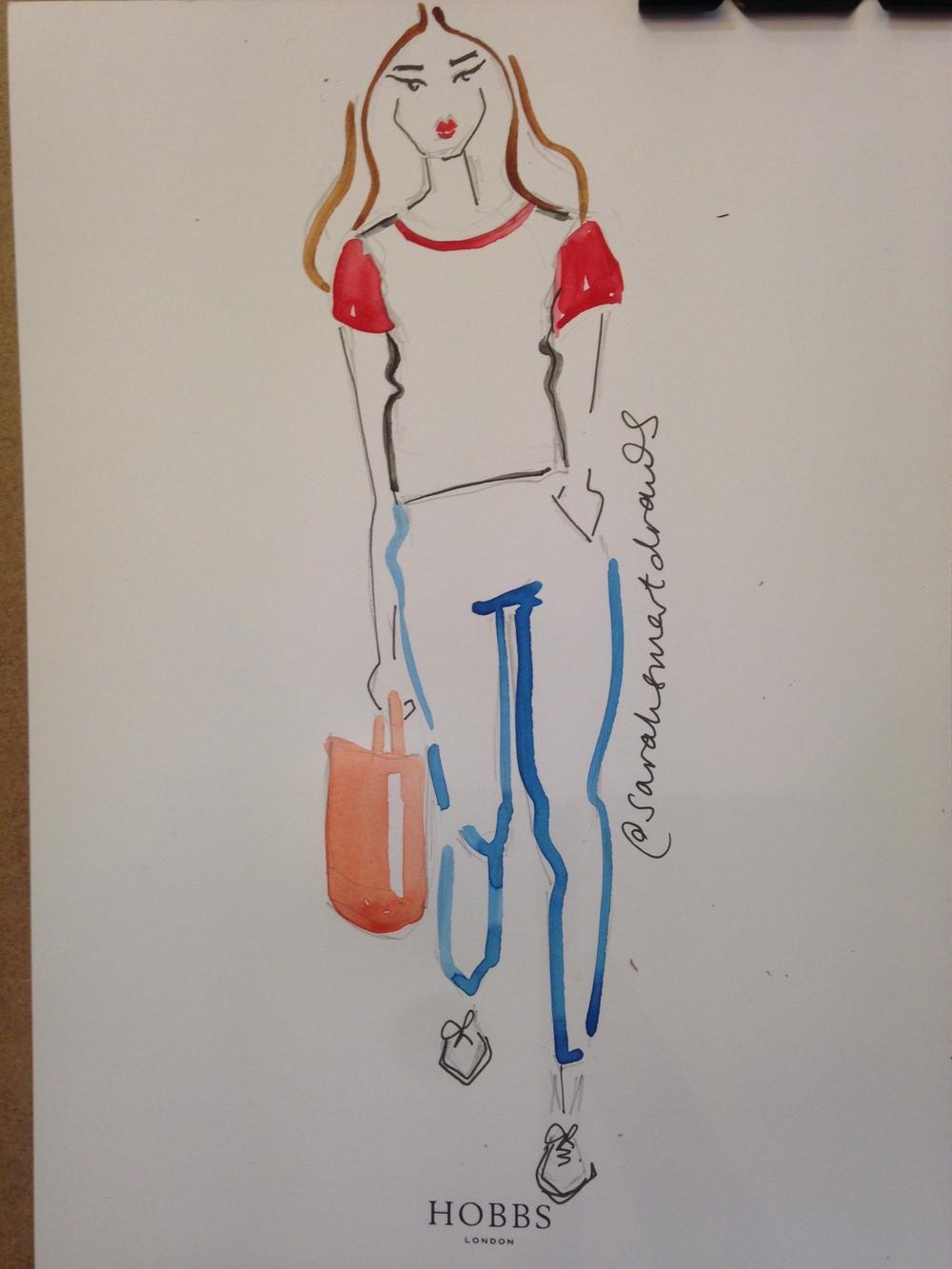 Live Fashion Illustrator
