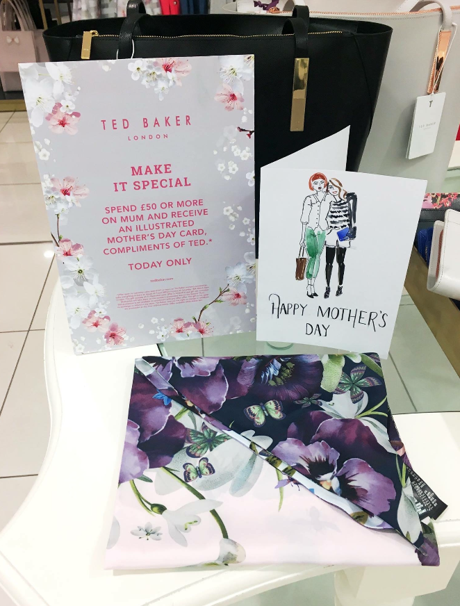 Ted Baker Fashion Illustration
