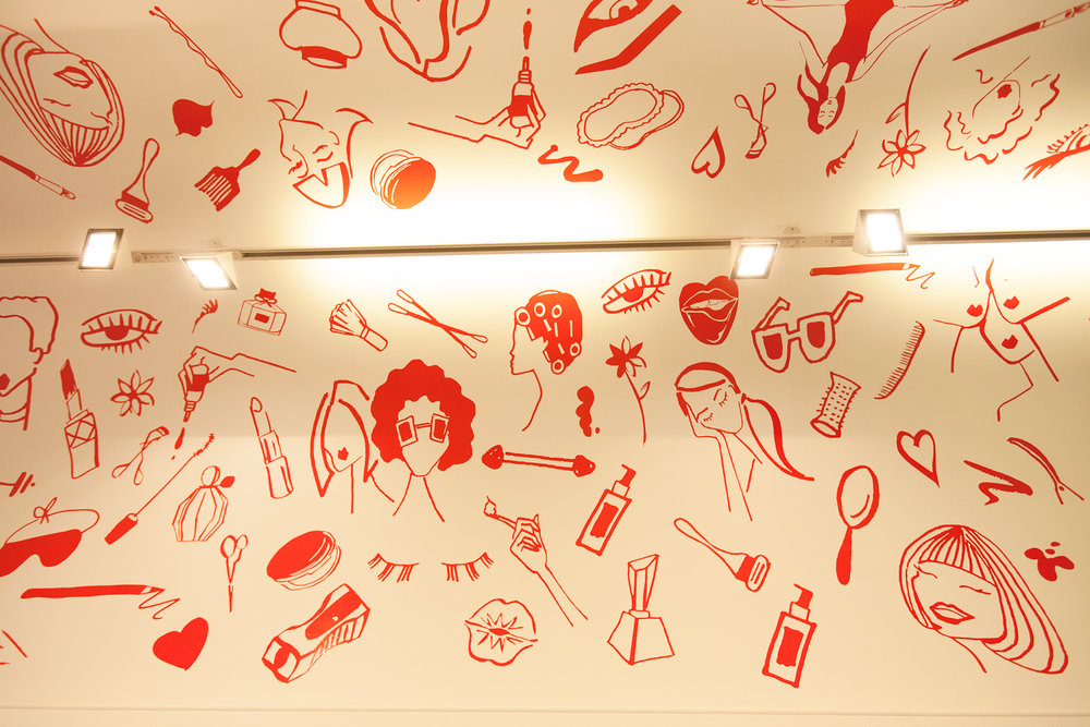 Saatchi Gallery Illustration, Sarah Smart