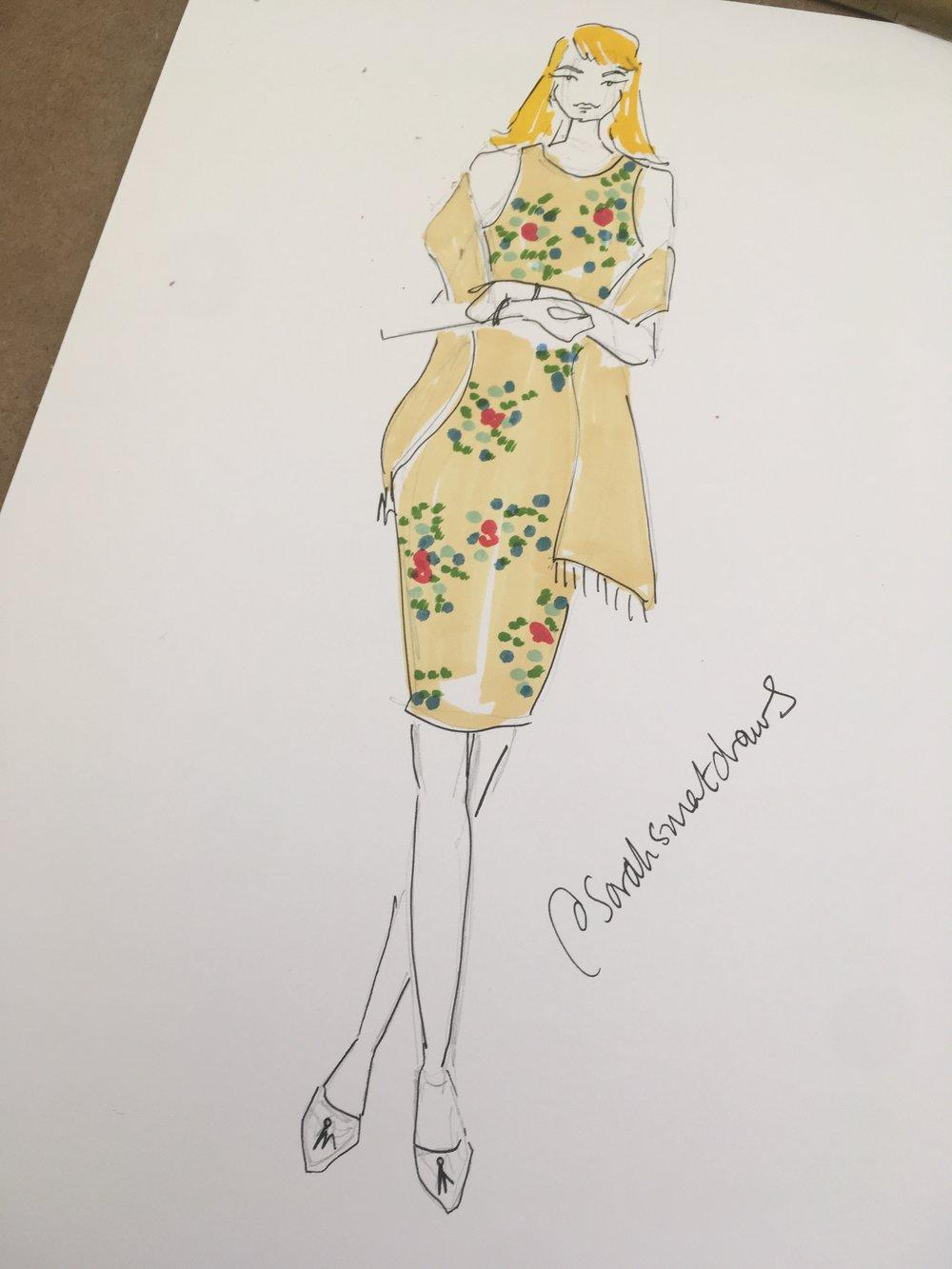 Event illustrator London