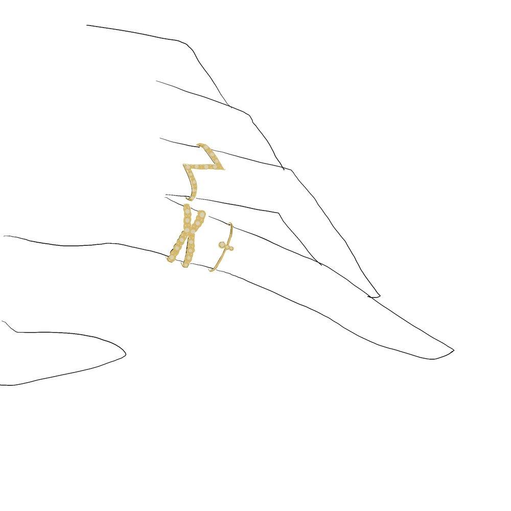 astley clarke jewellery illustration