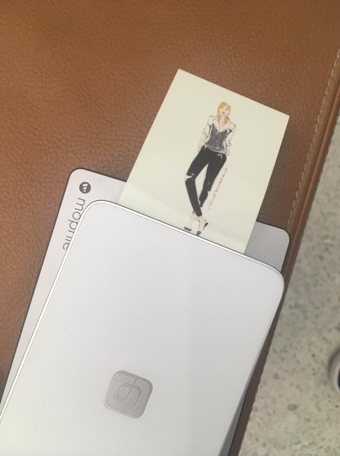 Live Fashion Illustration on iPad Event