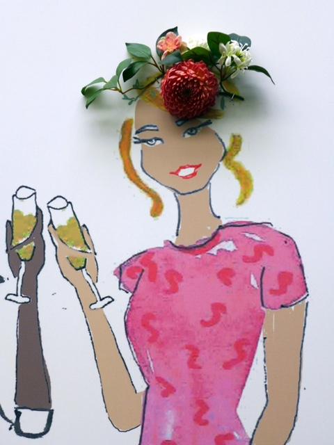 The Brides Show illustration
