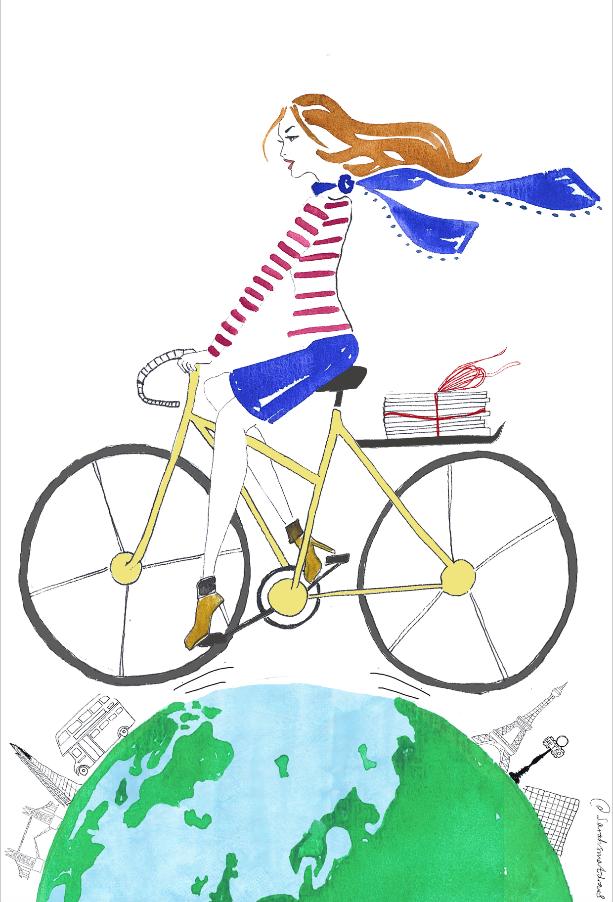 Atelier Rosemood Stationery Illustration