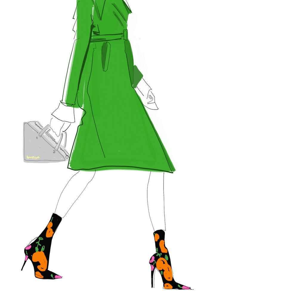 ipad fashion illustrator