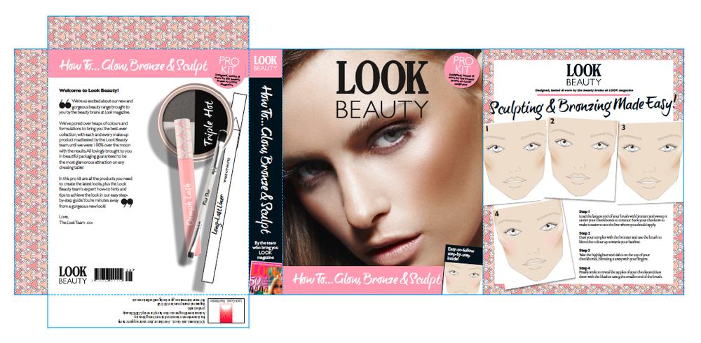 LOOK magazine Beauty