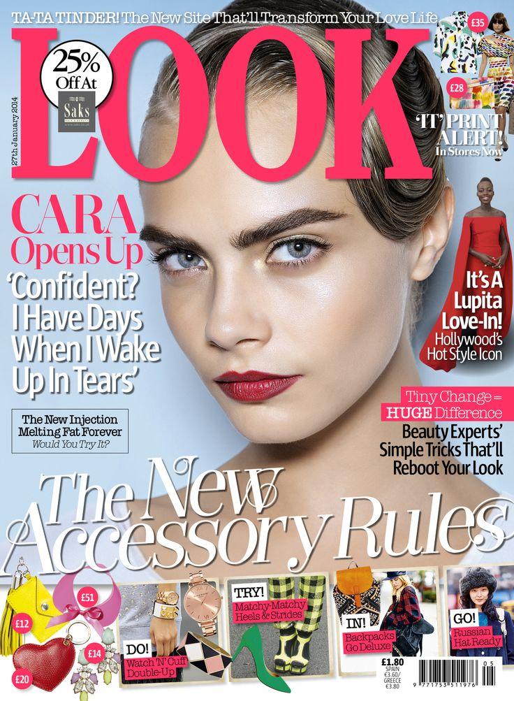Look magazine editorial