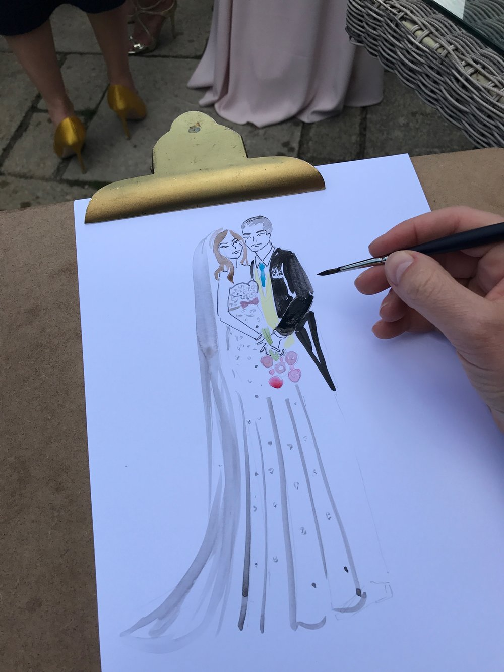 Bridal Illustrator
