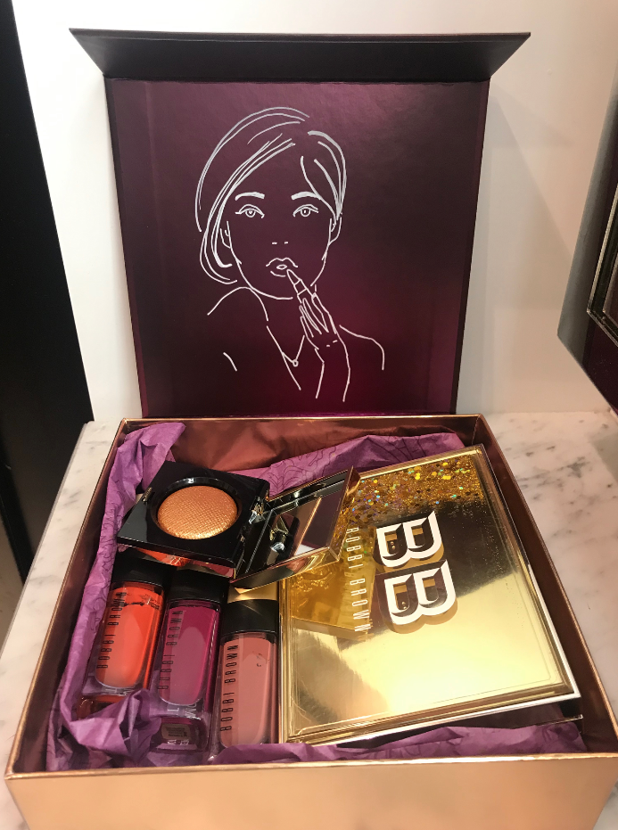 Custom Beauty Product Illustration for Bobbi Brown