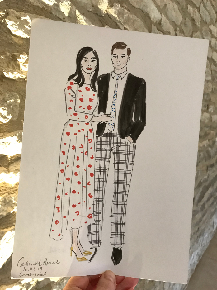 Wedding Fashion Illustrator