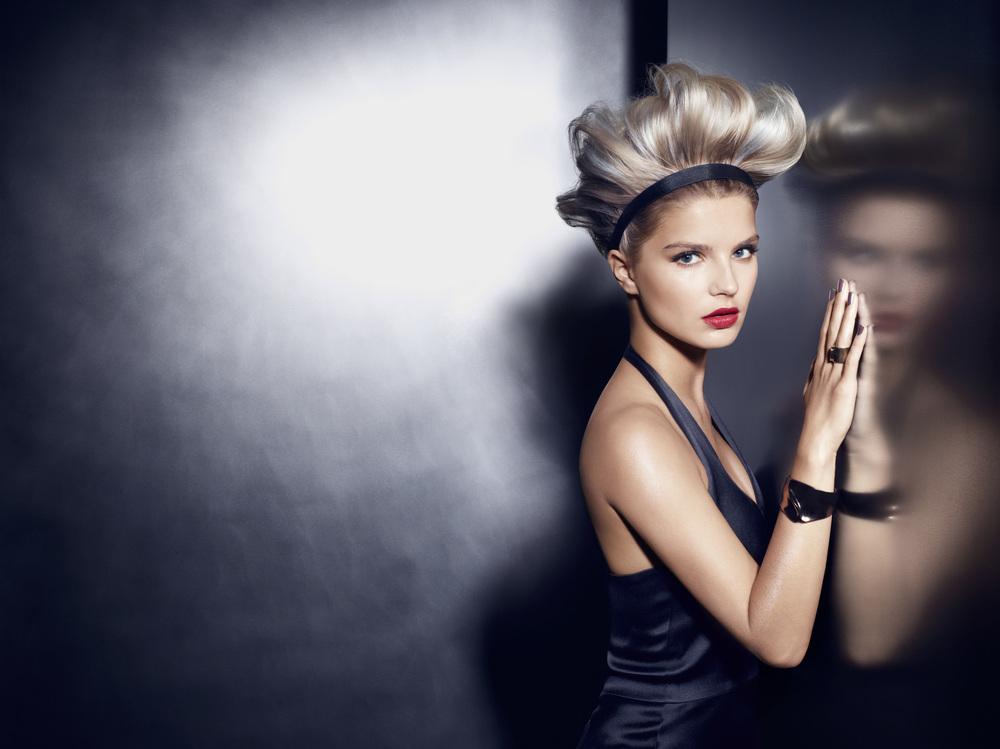 metallic hair - dfw beauty guide