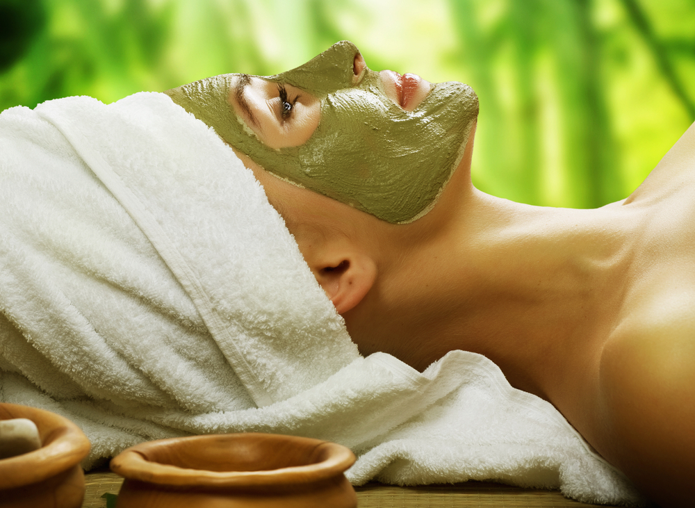 Daireds Spa Pangéa - Try the Green Tea Peel!