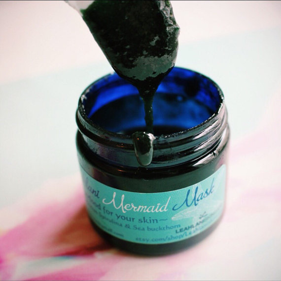 DFW Beauty Guide - Mermaid Mask by Leahlani Skincare