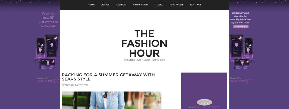 The Fashion Hour Dallas