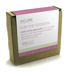 Glamorganic Goddess Beauty Kit