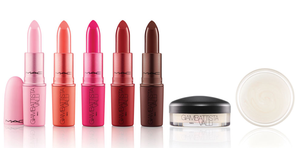 GIAMBATTISTA VALLI for MAC Cosmetics