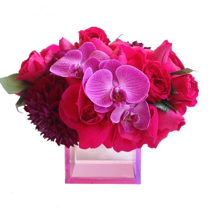 DFW Beauty Guide Pick - Floral Geek