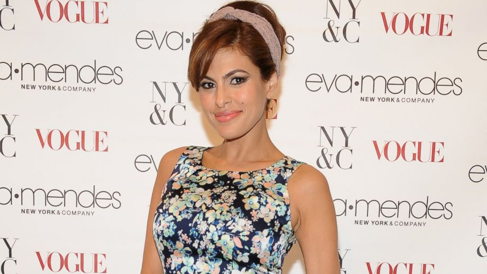 Eva Mendes Beauty Tips