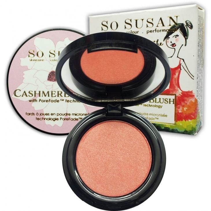 So Susan Cosmetics - Cashmere Blush