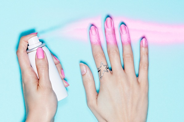 Spray Can Nail Polish - Nails Inc.- DFW Beauty Guide