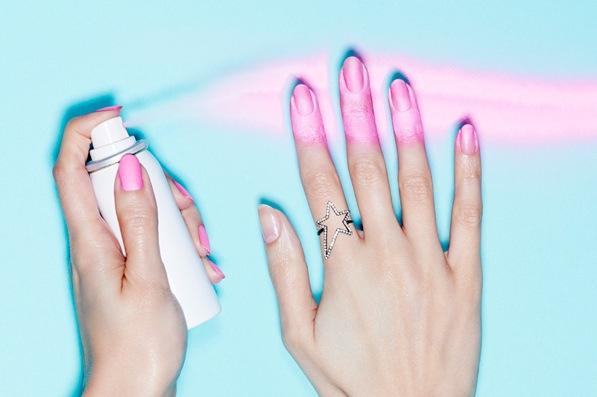 Spray Can Nail Polish - Nails Inc.- DFW Beauty Guide
