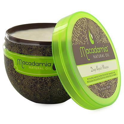Macadamia DEEP REPAIR MASQUE - DFW Beauty Guide
