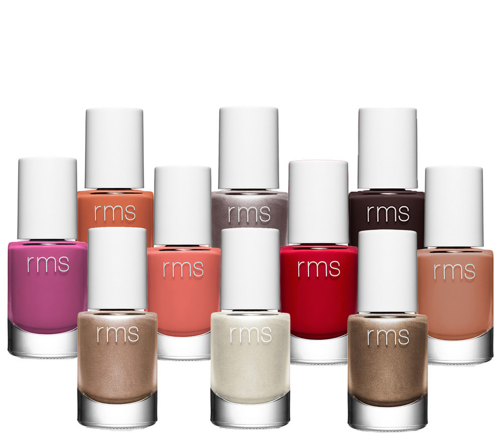 RMS Nail Polishes