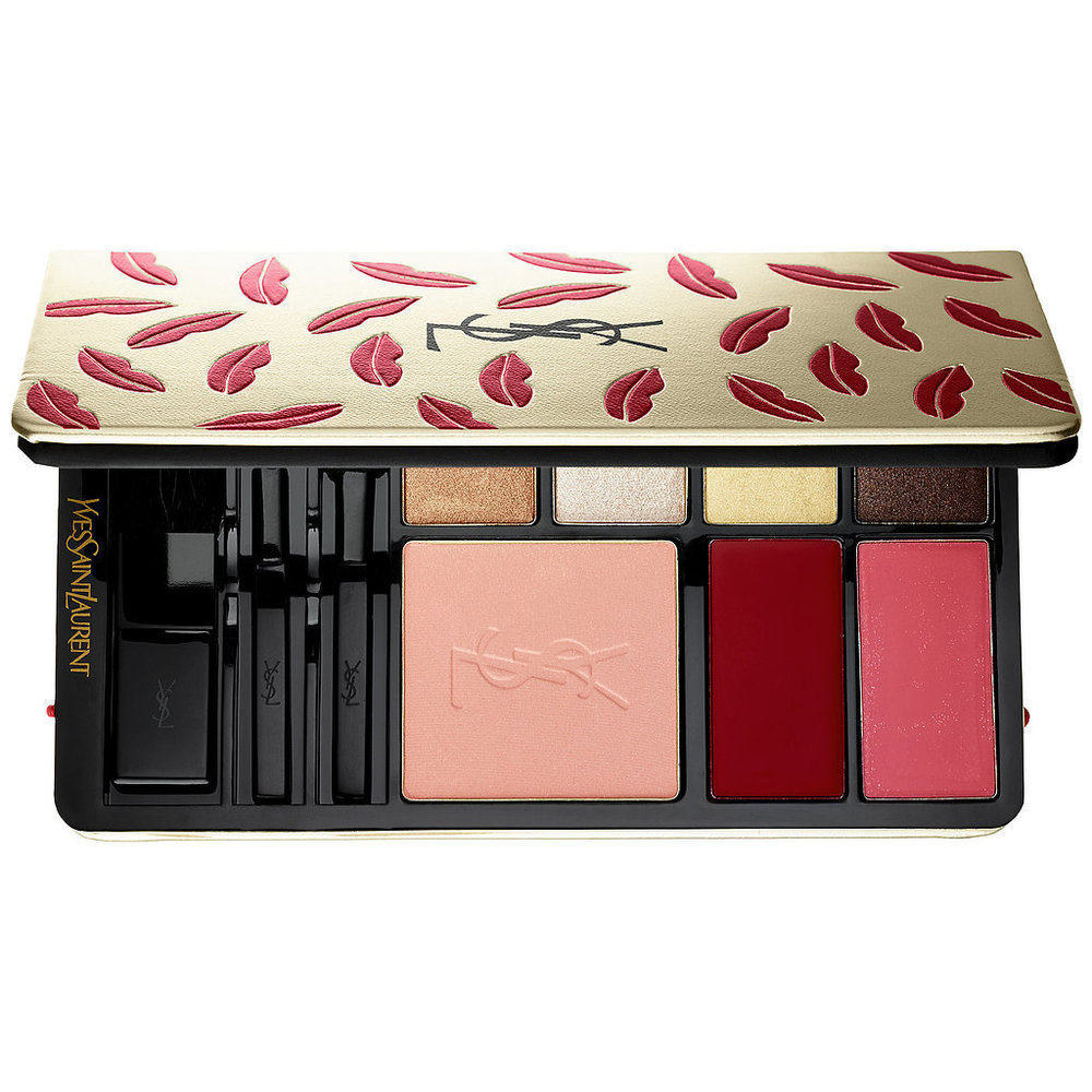 Yves Saint Laurent Kiss & Love Edition Complete Makeup Palette